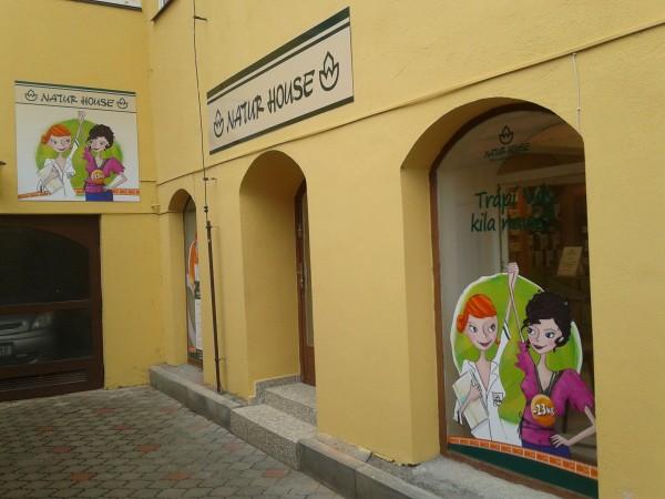 Pobočka NATURHOUSE Kroměříž