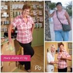 Marie Lomská - zuhbla 57 Kg