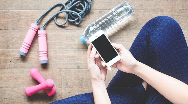Nejlepší free aplikace, které vám pomůžou zhubnout