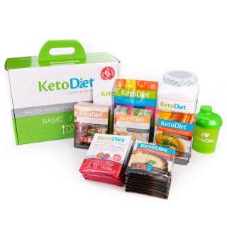 KetoDiet - Balíček pro ženy na 1 krok