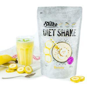 Chia Shake - Banánový koktejl