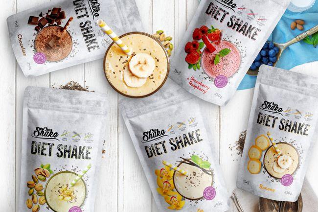 Chia Shake recenze: unikátní dietní koktejly