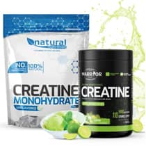 Creatine monohydrate - Kreatin monohydrát