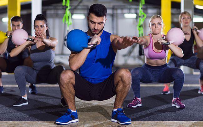 CrossFit: unikátní tréninkový program pro fyzickou sílu a vytrvalost