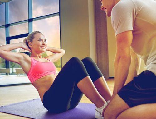 Jak cvičit břicho a zhubnout + více než 12 cviků s video návody