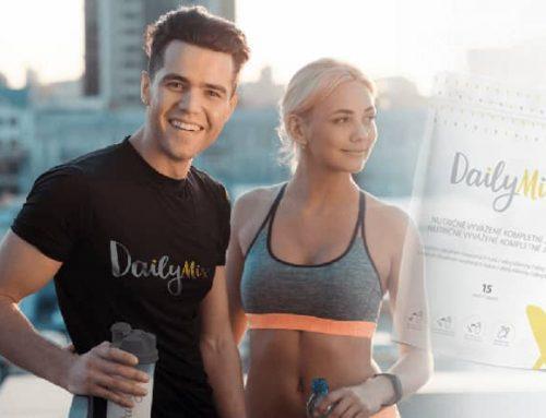 DailyMix recenze: konečně proteinový koktejl, který vás během dne zasytí