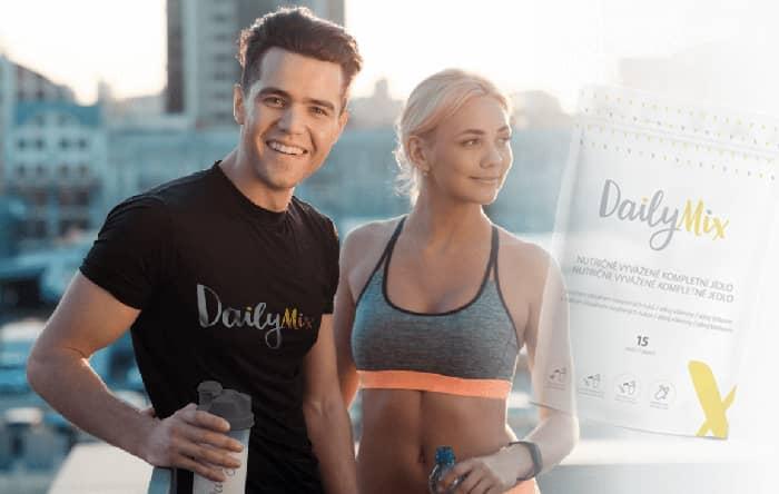 DailyMix recenze: konečně kvalitní proteinový koktejl pro ženy