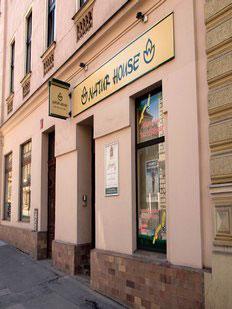 Pobočka Praha rumunská
