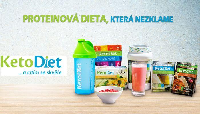 KetoDiet recenze: jaké jsou zkušenosti s proteinovou dietou