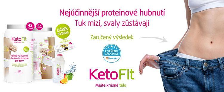 KetoFit recenze: ketonová dieta pro zdravé a rychlé hubnutí
