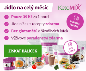 Ketomix - Ketonová dieta, která je úspěšná
