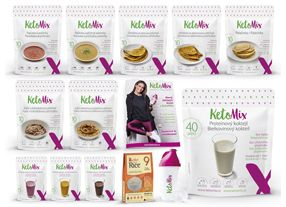 Ketomix - Ketonová dieta na 3 týdny