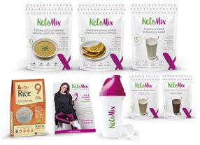 Ketomix - Ketonová dieta na 7 dní