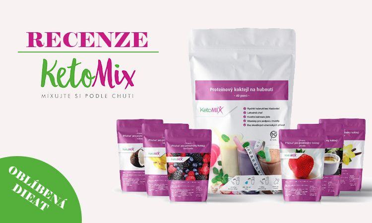 KetoMix recenze: unikátní proteinová dieta, která slibuje kila dolů