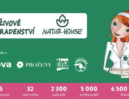 Naturhouse výživové poradenství: jednoznačně špička ve svém oboru