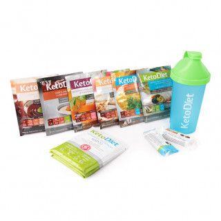 Ochutnávkový balíček KetoDiet (10 porcí)