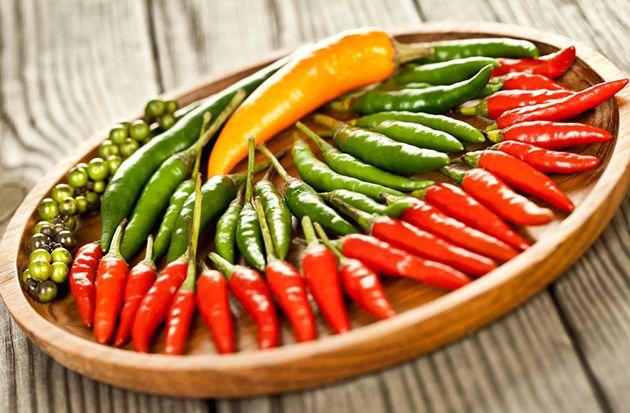 Mýty o pálivých jídlech, jak našemu zdraví prospívají?