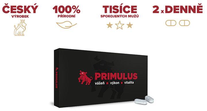 Vitamíny pro muže Primulus - Výsledky