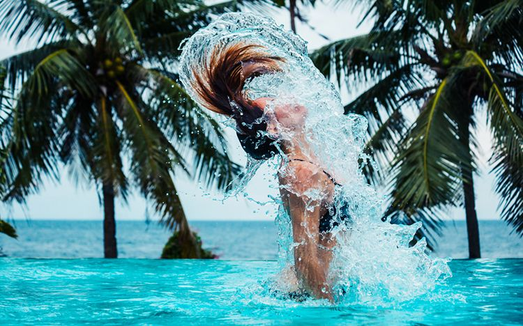 Jak se připravit na plavkovou sezónu bez stresu