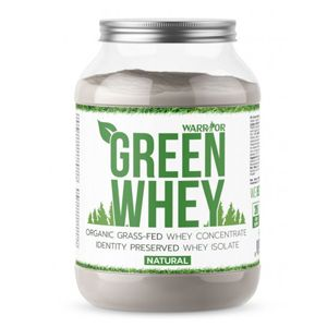 Green Whey - Syrovátkový proteinový izolát v BIO kvalitě