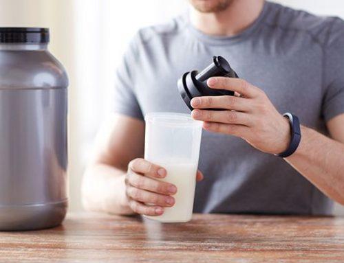 Proteinový nápoj: kdy ho zařadit do svého jídelníčku a proč?