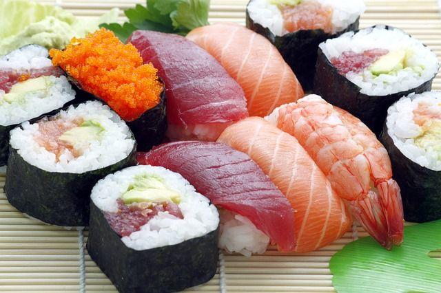 Ryby a mořské plody