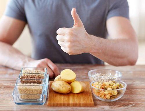 Seznam potravin obsahující sacharidy – Nezapomínejte na energii