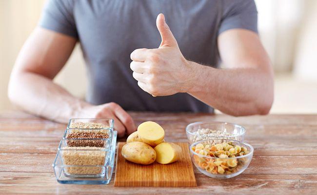 Seznam potravin obsahující sacharidy