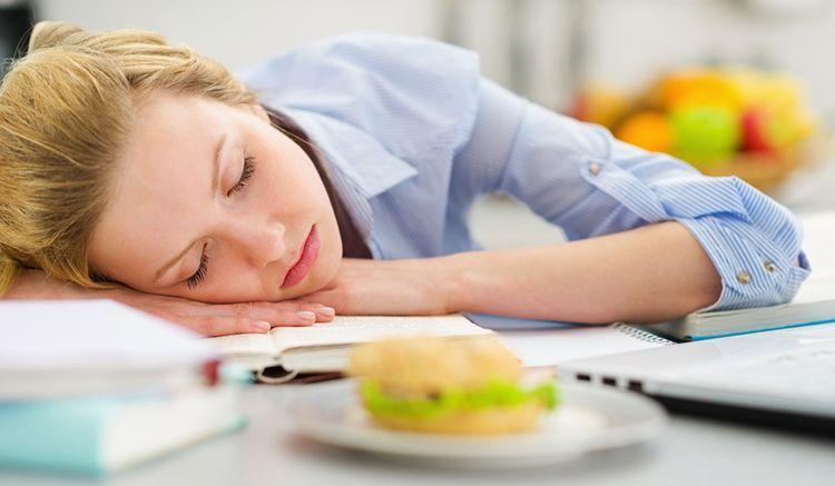 Jste unavení? Zřejmě za to může špatné stravování