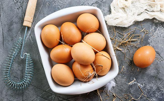 Vajíčková dieta na hubnutí