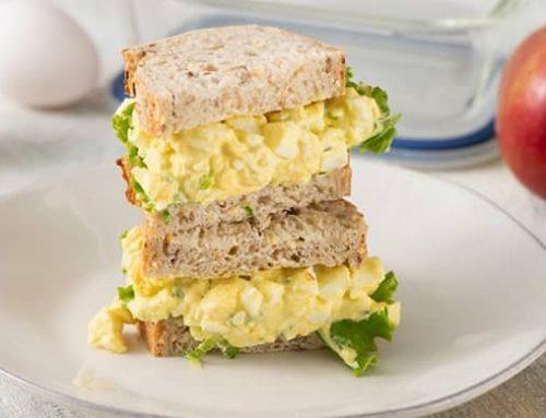 Tipy na oblíbené zdravé vajíčkové pomazánky