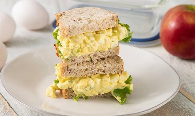 Oblíbené zdravé vajíčkové pomazánky