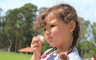 Hlavní zásady zdravého stravování u dětí