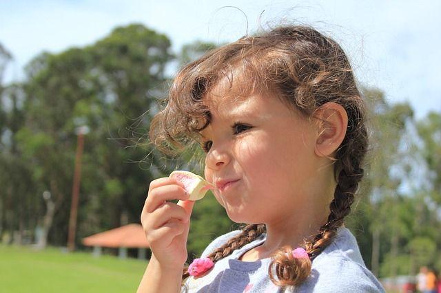 Zásady zdravého stravování u dětí
