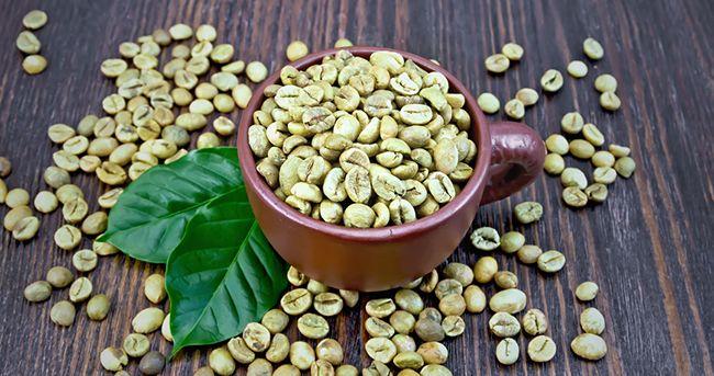 Green Coffee neboli zelená káva - pomocník při hubnutí?